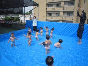 ☆プール開き!乳児☆