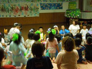 ☆お泊まり・フラダンス☆